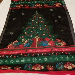 🎄 Merry Christmas  🎅 Scraf / Wrap 🧣